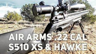 Air Arms 75 Yard Practice for Extreme Bench Rest & HAWKE 25 MOA MOUNT INSERTS