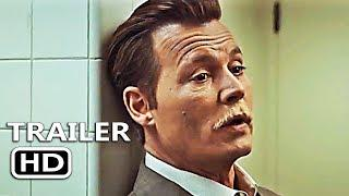 CITY OF LIES Official Trailer (2018) Johnny Depp, Forest Whitaker
