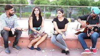 Singing Prank with a Twist | Pranks in India 2018 | Unglibaaz