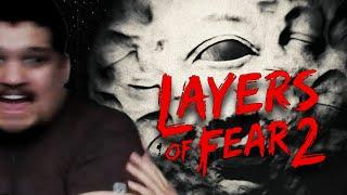 Wizard of AAAAGGHHS! - Layers of Fear 2 Funny Moments