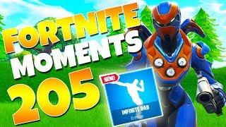 THE BEST PLAYGROUND TRICKSHOT OF ALL TIME!! (PERFECT TIMING!)    Fortnite Funny and WTF Moments! 205
