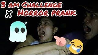 3 AM CHALLENGE X HORROR PRANK! GRABE TAKOT NI ANTONETTE!
