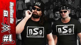 [WWE 2K19] Ma Carrière #4 - Prank : On envahit NXT,  CA TOURNE MAL