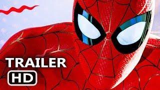 HOMEN-ARANHA NO UNIVERSO ARANHA Trailer Português DOBRADO #2 (2018) Spider-Man Filme