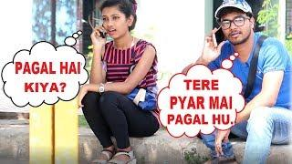 Call Clash Prank ON GIRLS! Epic & Funny Prank In India! Funky Tv