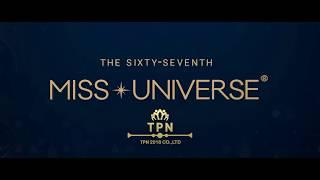 2018 Miss Universe Soundtrack Official (Preliminary Sound)