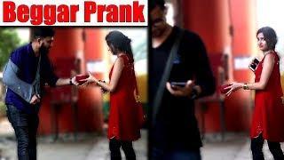 Beggar with a Twist Prank | PART 3 | Pranks in India 2018 | Unglibaaz