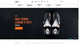 Extreme Sports Clothing and Equipment Store WordPress Theme        Br
