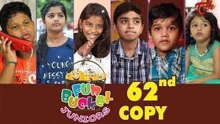 Fun Bucket JUNIORS | Episode 62 | Kids Funny Videos | Comedy Web Series | By Sai Teja | TeluguOne
