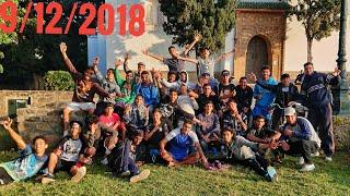 PARKOUR DAY/ MOROCCO / RABAT (2018/2019)