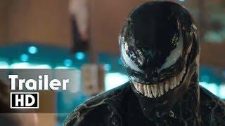 VENOM Official Trailer #2 (2018) Tom Hardy Superhero Action Movie HD | New Marvel Movie