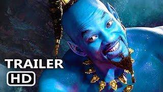 ALADDIN Trailer Brasileiro LEGENDADO # 2 (Will Smith, 2019) NOVO
