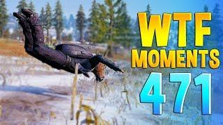 PUBG Daily Funny WTF Moments Highlights Ep 471