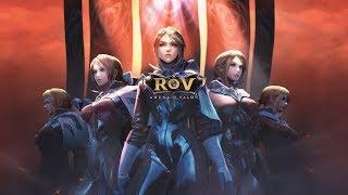 Garena RoV [Arena Of Valor] เพลงหน้าล็อกอิน (Clone Wars) [Soundtrack]