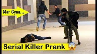 Serial Killer Prank in Pakistan | Metro Subway | LahoriFied