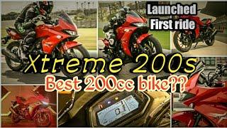 Hero Extreme 200s Review and Opinion, Is it The Cheapest 200 Cc Bike On InDiaBy Doriders