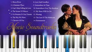 Film Soundtracks on Piano | Movie Soundtrack Piano Solo Arrangements