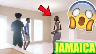 I'M REALLY JAMAICAN PRANK ON CHRIS & TRAY ‼️