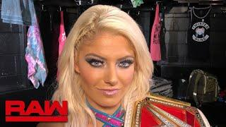 Alexa Bliss is glad Ronda Rousey will attend WWE Extreme Rules: Raw, July 9, 2018