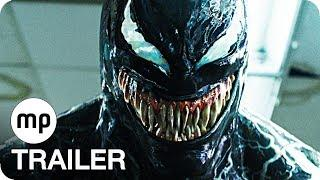 VENOM Trailer 2 Deutsch German (2018)