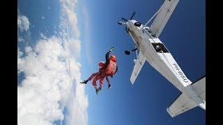 Sky Diving | Texel | Netherlands | Adventure Sports | Europe