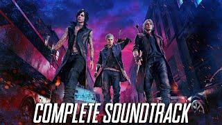 Devil May Cry 5 OST - Full Original Soundtrack (All 5 CD's)