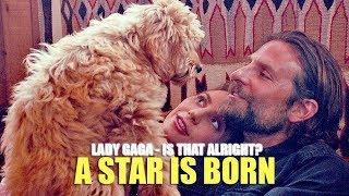 Lady Gaga - Is That Alright? (Lyric video) • A Star Is Born Soundtrack •