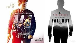 Mission Impossible Fallout, 14, The Exchange, Soundtrack, Lorne Balfe