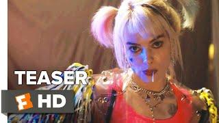 Birds of Prey Teaser #1 (2020)   'See You Soon'   Movieclips Trailers