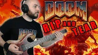 RIP AND TEAR - DOOM Soundtrack