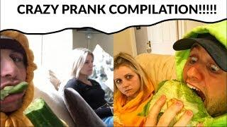 SUPER FUNNY PRANK COMPILATION 2018 (TRY NOT TO LAUGH)