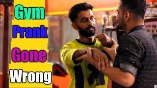 Gym Prank Gone Wrong | Karachi Pakistan | Humanitarians