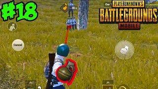 PUBG Mobile WTF and Funny Fail Moments Episode 18