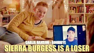 Carlie Hanson - Goodbye (Lyric video) • Sierra Burgess Is A Loser Soundtrack •