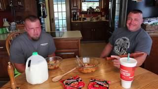 Nuclear Spicy Noodle Prank (Carolina Reaper Pepper)