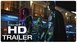 TITANS Official Trailer #2 (NEW 2018) DC Superhero Series HD