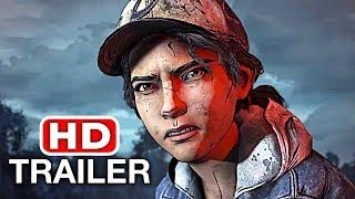 THE WALKING DEAD Game Season 4 Episode 3 Trailer #2 Telltale NEW (2019)