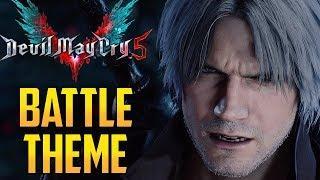 DMC5 ▰ Dante's Full Battle Theme - Subhuman  【Devil May Cry 5】