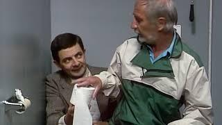 Bean in the Toilet | Funny Clips | Mr Bean Official
