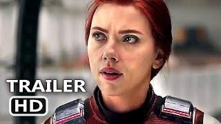 """VINGADORES 4  """"Missões"""" Trailer Brasileiro LEGENDADO (Novo, 2019) ENDGAME"""