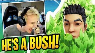 Ninja Helps BIGGEST NOOB Get His First Win! (FUNNY) - Fortnite Master