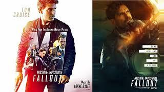 Mission Impossible Fallout, 15, Steps Ahead, Soundtrack, Lorne Balfe