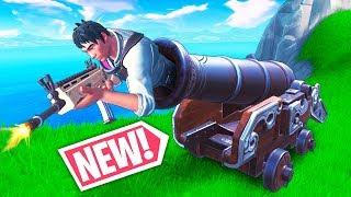 *NEW* NEVER SEEN CANNON TRICK!! - Fortnite Funny WTF Fails and Daily Best Moments Ep.994