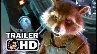 "AVENGERS: INFINITY WAR ""Thor and Rocket"" Official Trailer NEW (2018) Marvel Superhero Movie HD"