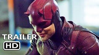 DAREDEVIL SEASON 3 Official Trailer (2018) Marvel, Netflix Series
