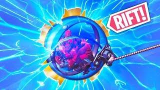 RIFT + BALLER = ??? - Fortnite Funny WTF Fails and Daily Best Moments Ep.990