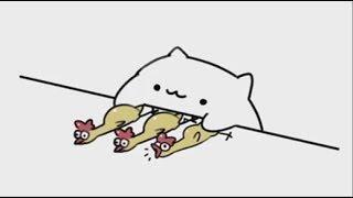 Bongo Cat Funny Memes Compilation
