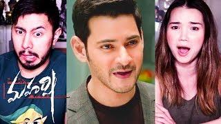 MAHARSHI | Mahesh Babu | Pooja Hegde | Trailer Reaction!
