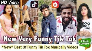 Best Indian Tik Tok Funny Videos Compilation | Funny Vigo Videos
