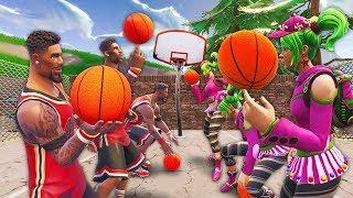 BASKETBALL MODE IN FORTNITE..?!! | Fortnite Funny and Best Moments Ep.130 (Fortnite Battle Royale)
